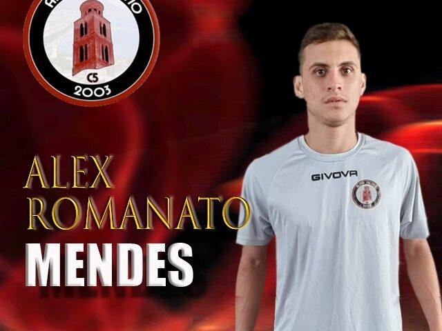 Alex Romanato Mendes è un nuovo calcettista dell'Alma Salerno