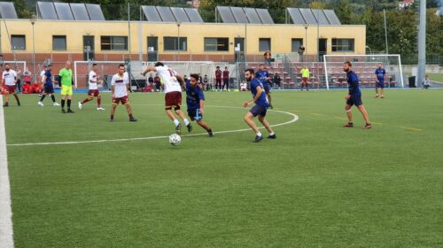 Polisportiva Salerno Guiscards, domani a Siano è in programma l'esordio stagionale del team calcio