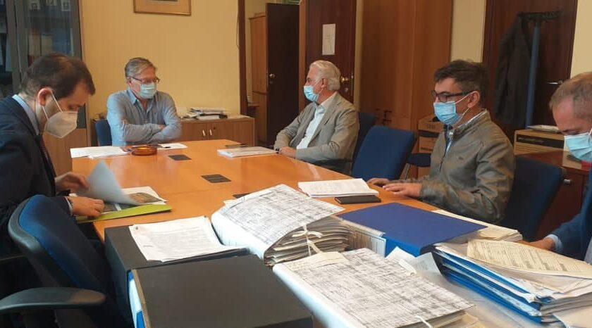Maltempo e danni a Sarno, riunione a Napoli per le linee di sicurezza e manutenzione