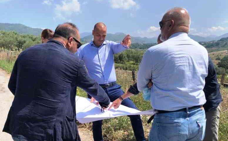 Montecorvino Pugliano, cantiere aperto per numerose opere pubbliche