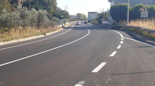 Strada Provinciale 417, continuano i lavori sull'Aversana