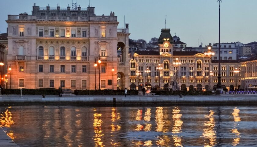 Accadde oggi: il 5 ottobre 1954 con il memorandum di Londra Trieste torna all'Italia
