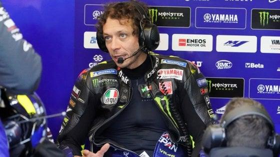 """""""Febbre e debolezza"""", Valentino Rossi positivo al coronavirus"""