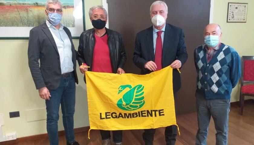 Baronissi, protocollo con Legambiente per le politiche ambientali