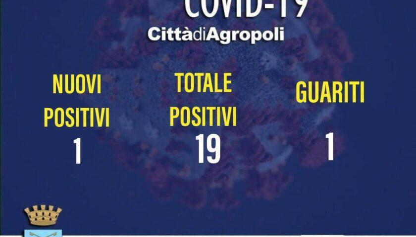 Agropoli – ieri sera l'asl ha comunicato l'ennesimo caso positivo al coronavirus