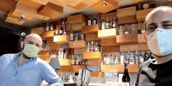 Covid, bar di Salerno si arrende alle norme: si ferma un locale alla Rotonda