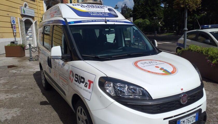 Baronissi – finalmente è operativo il taxi sociale, ecco chi e come ne può far utilizzo