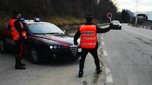 Rubano auto a idraulico di Giffoni, due arresti: in fuga il terzo bandito