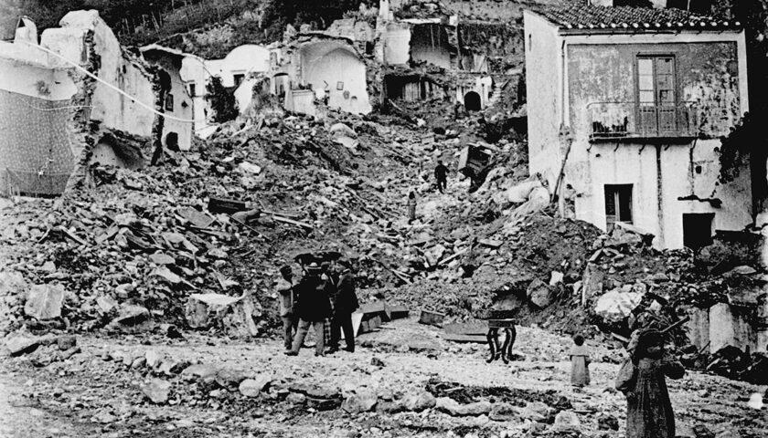 CETARA RICORDA L'ALLUVIONE DEL 24 OTTOBRE DEL 1910 IN UN LIBRO