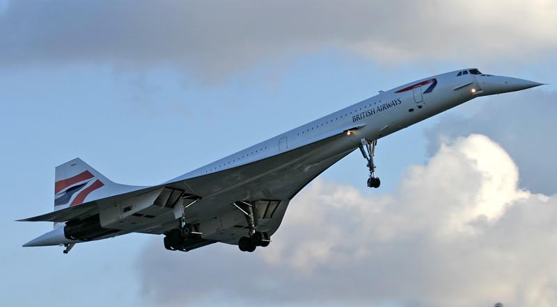 Accadde oggi: il 24 ottobre del 200 l'ultimo volo del Concorde