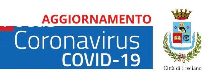 Fisciano – tre nuovi positivi al coronavirus