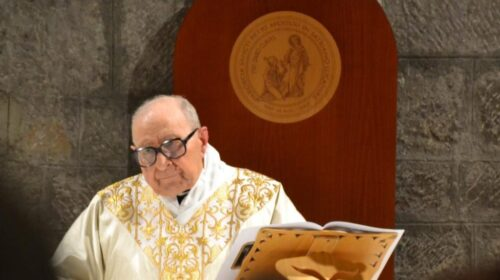 Caggiano, il sindaco proclama il lutto cittadino per i funerali di monsignor Lamattina