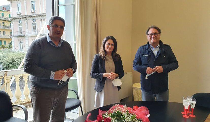La nuova Segretaria Comunale del Comune di Nocera Inferiore è Ornella Famiglietti