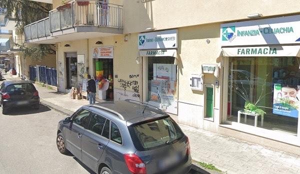 Salerno, rapinò farmacia comunale in via Tusciano: finisce in carcere 41enne salernitano