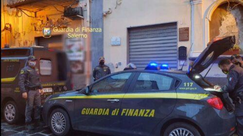 Cava de' Tirreni,  sequestrata autocarrozzeria abusiva