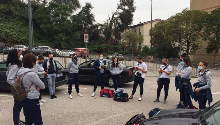 Accertata positività al Covid-19 nelle fila del club siciliano, rinviata la gara AC Life Style Erice – Jomi Salerno