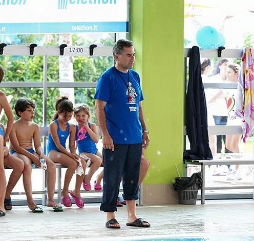 Nuoto. Cristian Fusco entra nel gruppo Acquachiara: è il nuovo responsabile della piscina di Cava