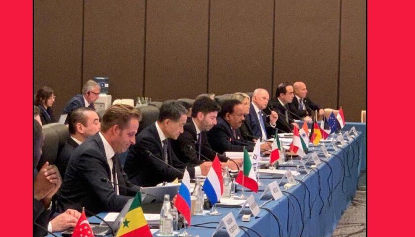 Il Movimento 24 agosto candida Salerno ad accogliere il G20 Salute 2021