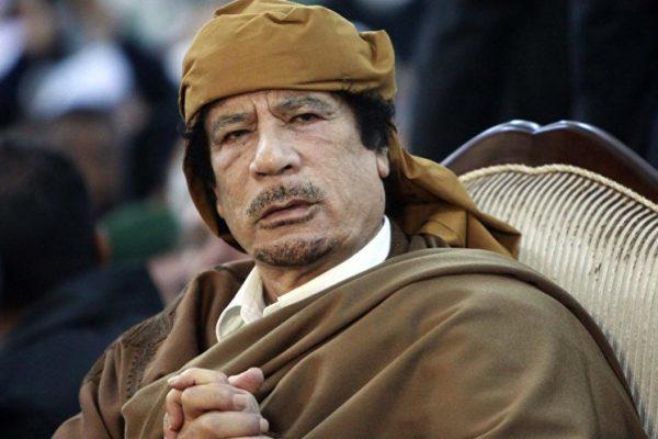 Accadde oggi: il 20 ottobre 2011 ucciso in Libia il leader Gheddafi durante la guerra civile