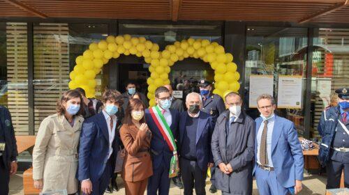 FISCIANO. Al centro Le Cinque Porte è stato inaugurato il nuovo Mc Donald's