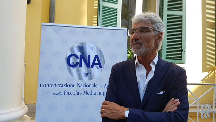 """Oliviero della Cna: """"Un nuovo lockdown preoccupa le aziende"""""""