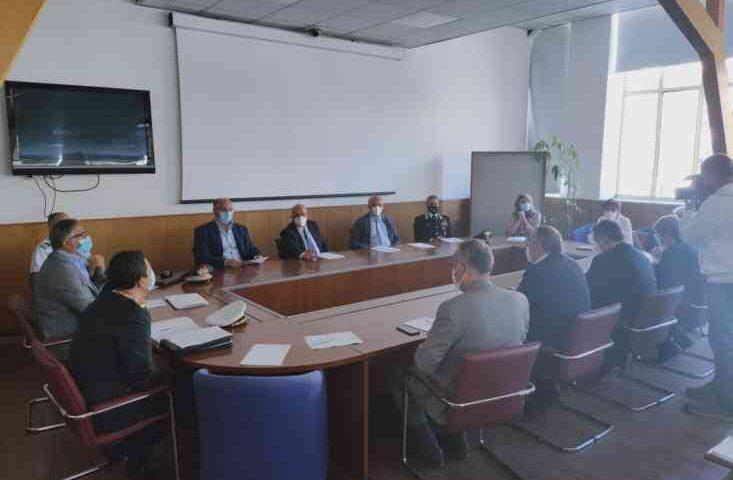 Coronavirus – riunito il comitato di ordine pubblico e sicurezza in prefettura a Scafati