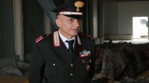 """SALVATORE GIACCOLI E' """"CITTADINO ILLUSTRE"""" DI ROCCAPIEMONTE"""