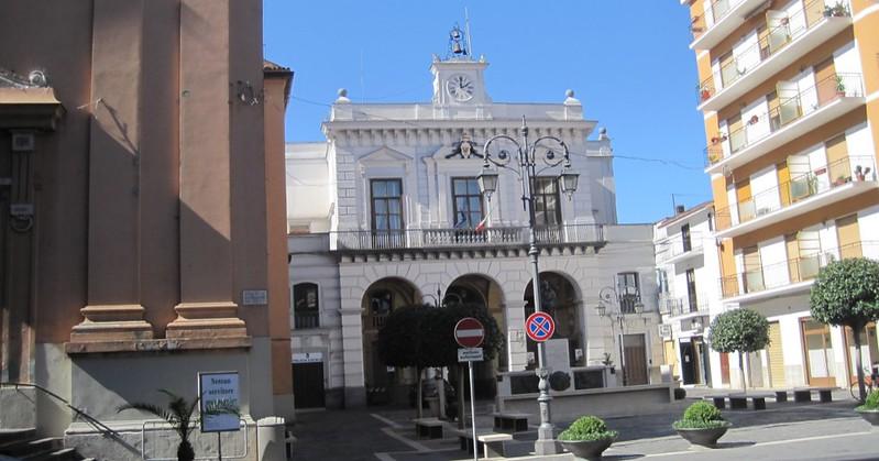 San Marzano sul Sarno, dipendente positivo: uffici comunali chiusi oggi e domani