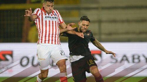La Salernitana conquista un buon punto a Vicenza