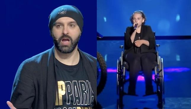 Andrea Paris vince Tu si que vales e dedica il successo a Veronica Franco, cantante morta a 19 anni di leucemia