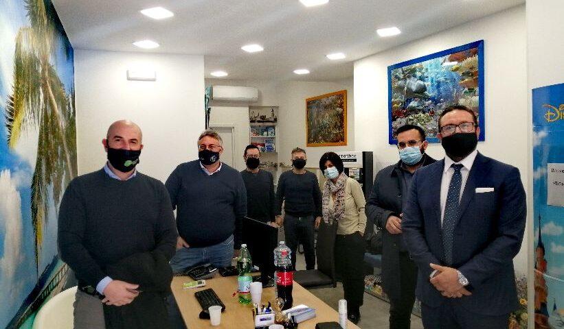 """Salerno, """"Si rinnova il coordinamento Assoviaggi Confesercenti"""" ."""