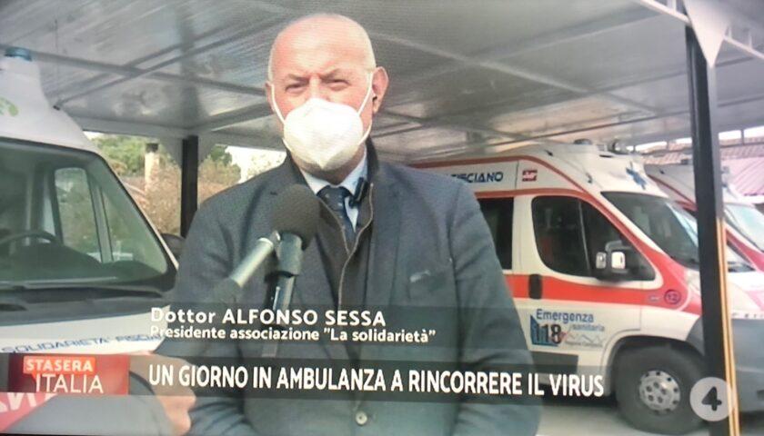 """LA SOLIDARIETA' DI FISCIANO """"SBARCA"""" SU RETE 4 A """"STASERA ITALIA"""""""