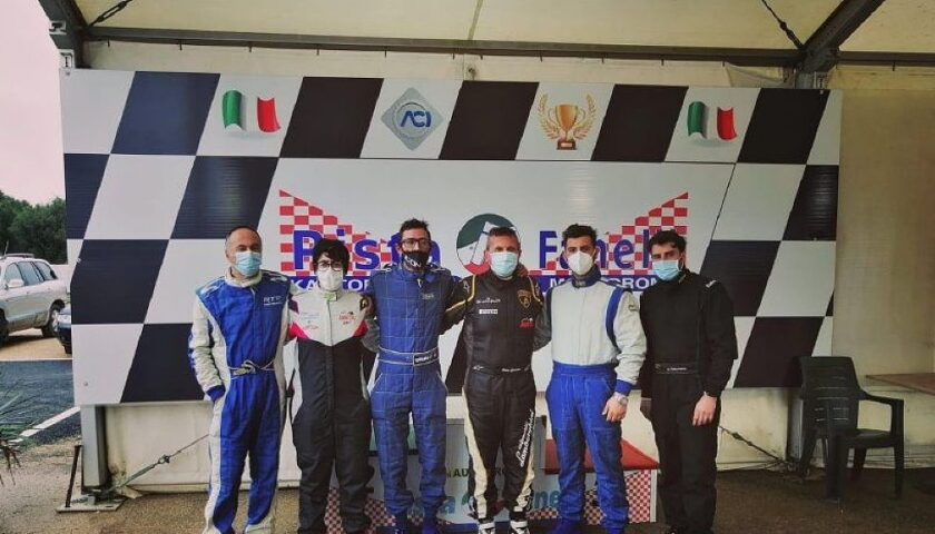 In Pista e Formula Challenge Piloti ACI Salerno protagonisti nel weekend