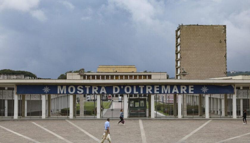 Covid, la Regione sospende il concorso alla Mostra d'Oltremare a Napoli