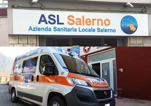 L'Asl Salerno intensifica gli sforzi per fronteggiare l'emergenza Covid19. Infermieri professionali sui mezzi del 118