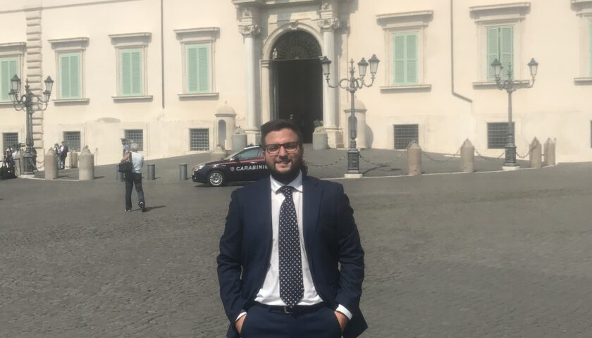 Marco Mazzeo eletto vice segretario dei Giovani Democratici della Campania