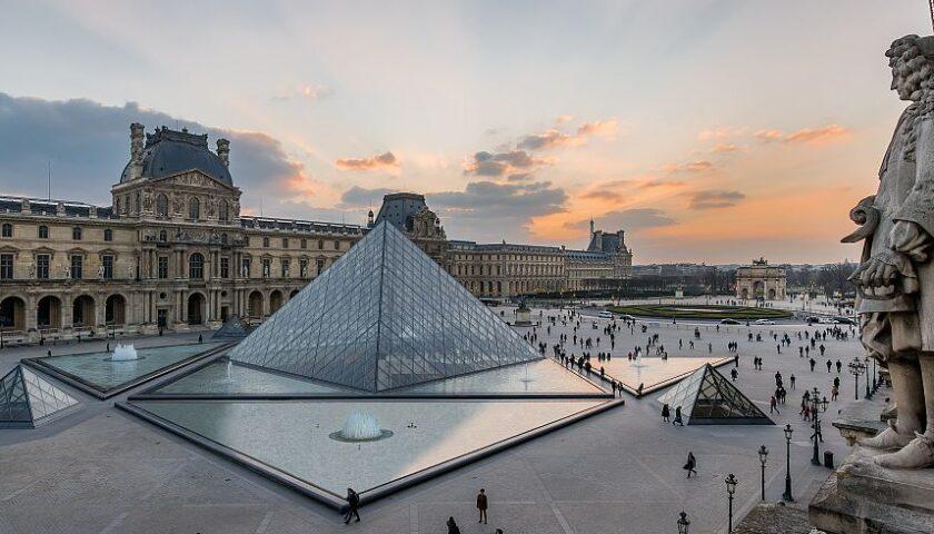 Accadde oggi: l'8 novembre del 1793 a Parigi viene inaugurato il Louvre