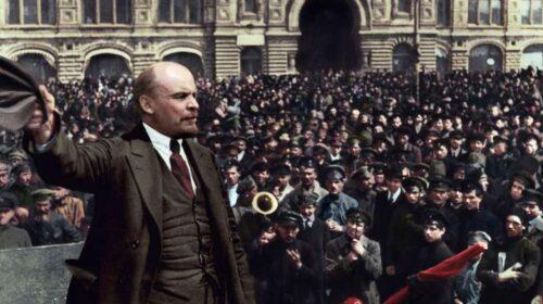 IL 30 AGOSTO 1918 ATTENTATO AL PADRE DELLA RIVOLUZIONE D'OTTOBRE LENIN