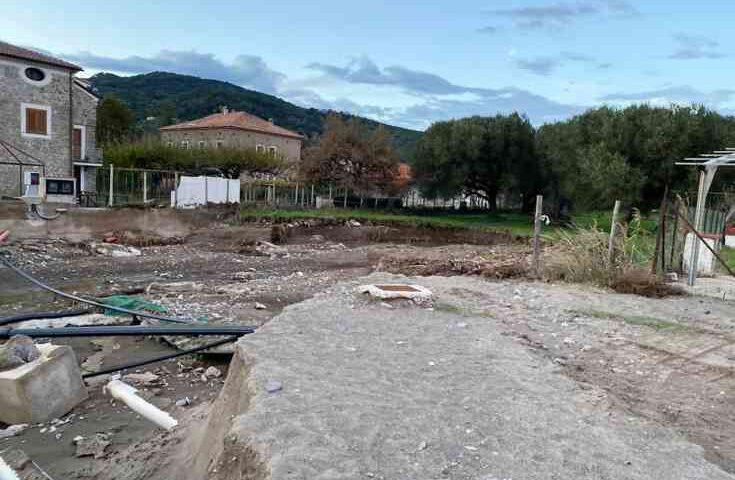 Maltempo nel golfo di Policastro, il consigliere regionale Picarone fa la conta dei danni