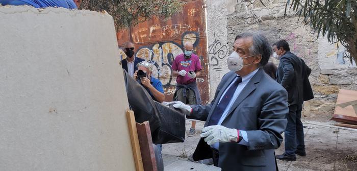 """Covid, il sindaco Palermo: """"Si va verso strage annunciata"""""""
