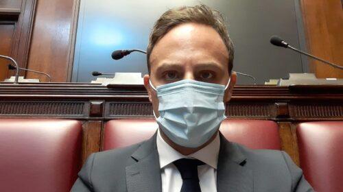 """Piero De Luca: """"Far decollare la campagna vaccinale per far ripartire l'economia"""""""