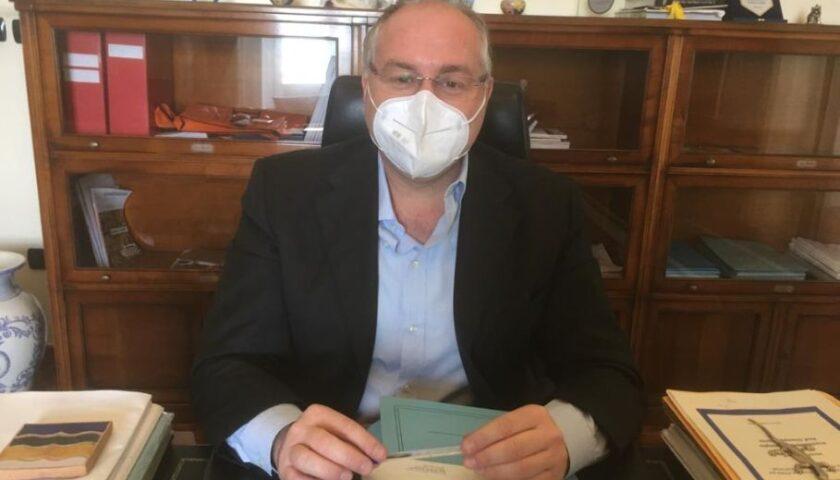 Il Presidente Strianese positivo al Covid tranquillizza sul suo stato di salute