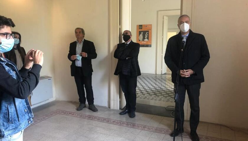 """A Scafati inaugurata l'Usca, il sindaco Salvati: """"Screening di massa nelle prossime settimane"""""""