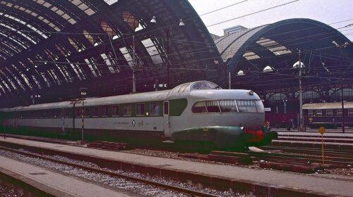 """Accadde oggi: il 21 novembre del 1952 presentato il """"Settebello"""", per 30 anni ammiraglia delle Ferrovie dello Stato"""