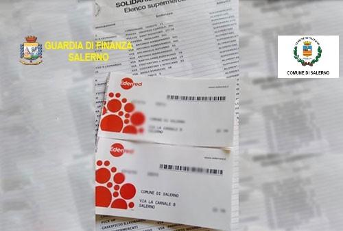 Bonus spesa, a Salerno e provincia scoperti altri 75 furbetti