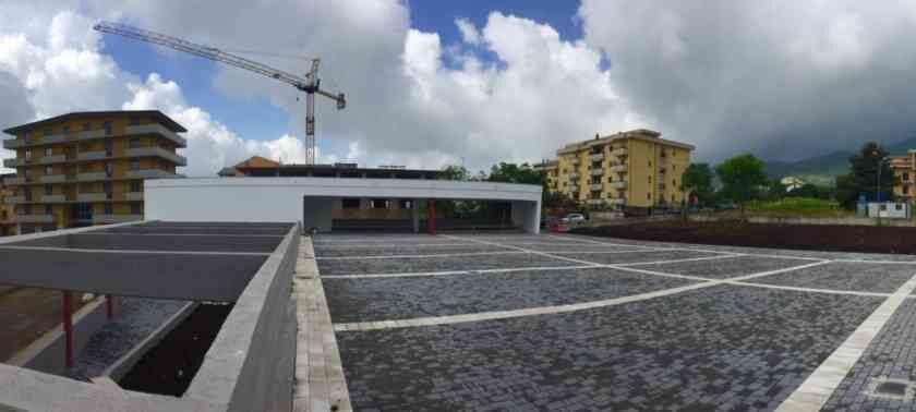 Emergenz covid a Campagna, il sindaco ordina il divieto di accesso per Largo Palatucci al Quadrivio