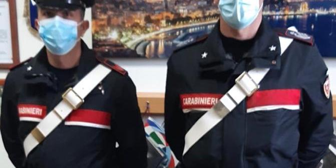 Salerno, blitz a Fratte: arrestato un pusher di 43 anni