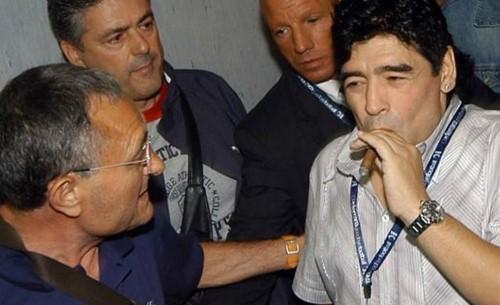 """L'amico Salvatore Carmando ricorda Maradona: """"Resterà sempre nel mio cuore"""""""