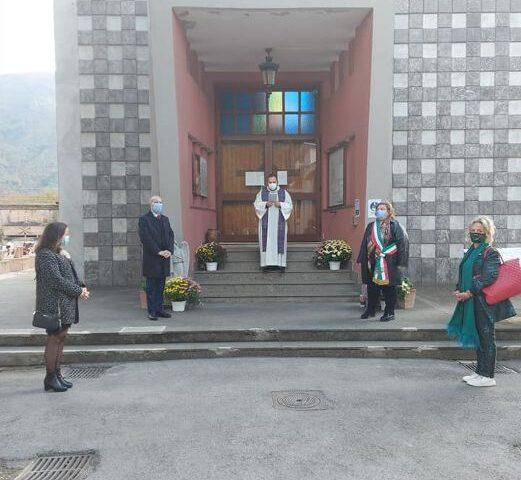 Commemorazione dei defunti, il Comune di Castel San Giorgio ricorda chi non c'è più.