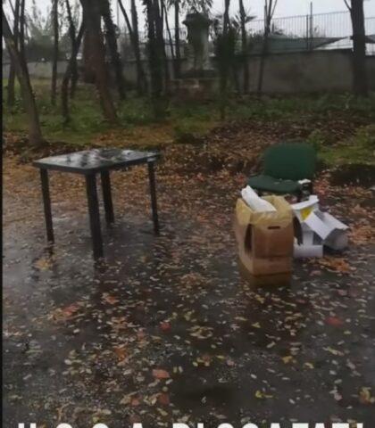 """La denuncia del Pd: """"A Scafati Usca sotto la pioggia"""""""